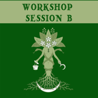 Workshop Session B (one per session permitted)